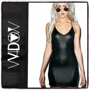 💟HP💟House of Widow Belladonna Dress GOTH PUNK